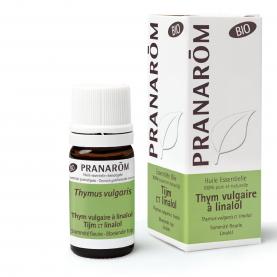 Thym vulgaire à linalol - 5 ml | Pranarôm