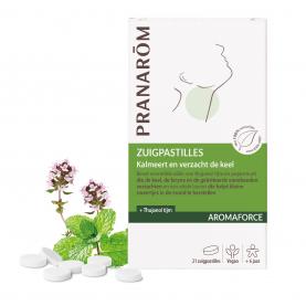 Zuigpastilles - 21 pastilles | Pranarôm