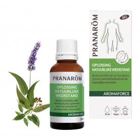 Oplossing - Natuurlijke weerstand - 30 ml | Pranarôm