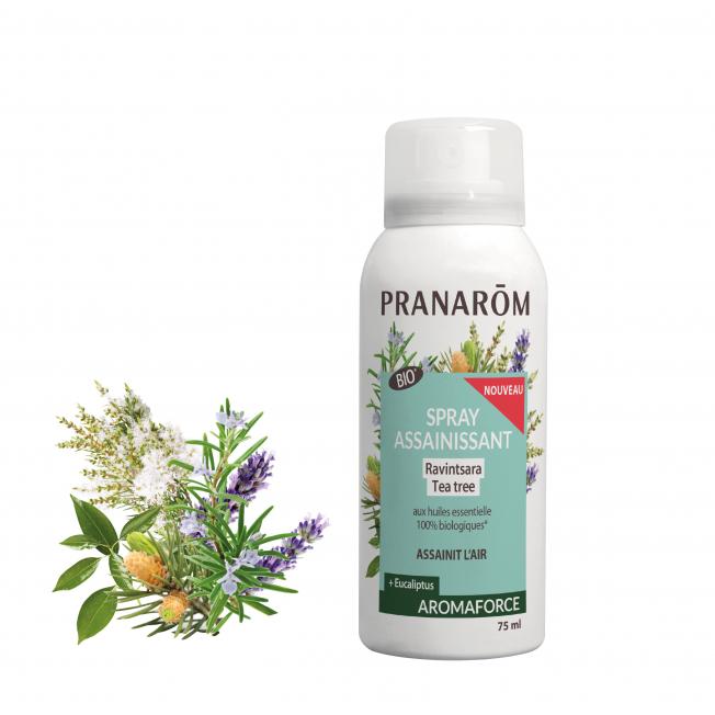 Spray assainissant - 75 ml | Pranarôm