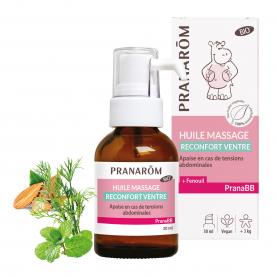 Massage olie - Buik comfort...