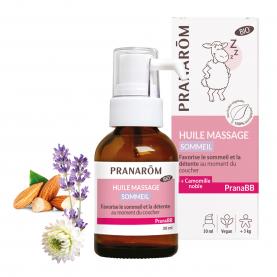 Huile de massage - Sommeil - 30 ml | Pranarôm