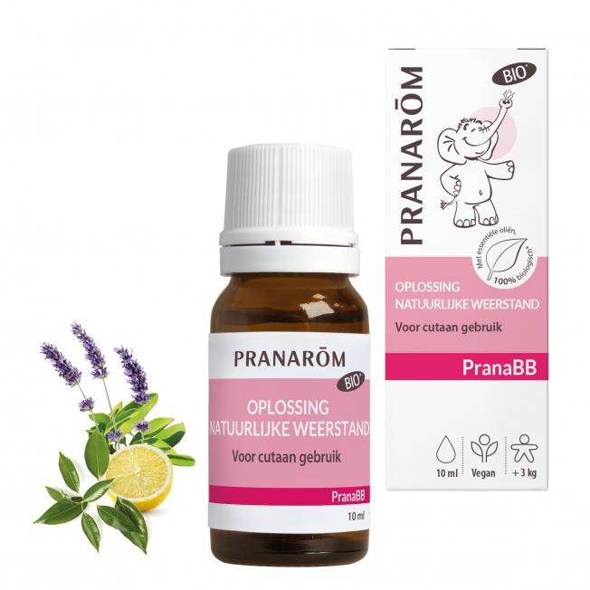 Oplossing Natuurlijke weerstand - 10 ml | Pranarôm