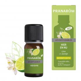 Hier en nu - 10 ml   Pranarôm