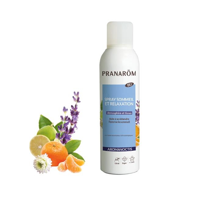 Spray sommeil et relaxation - 150 ml | Pranarôm