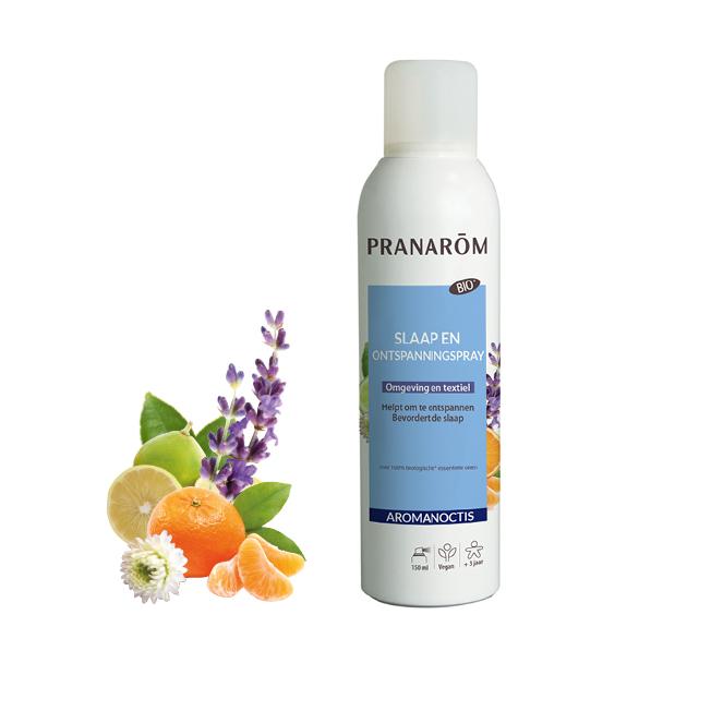 Slaap en ontspanningspray - 150 ml | Pranarôm