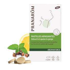 Pastilles apaisantes - 21 pastilles | Pranarôm