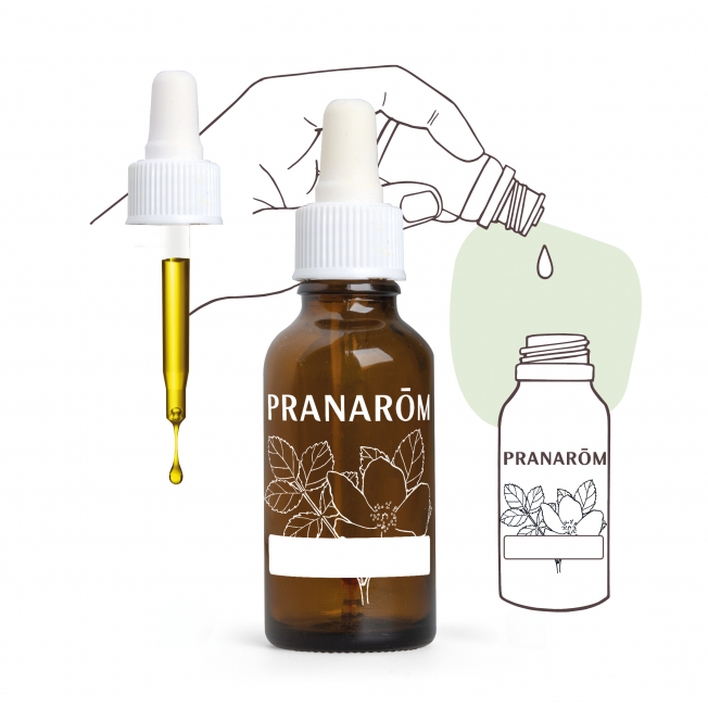 Flacon pipette 30 ml   Pranarôm