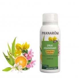 Spray assainissant - 75 ml   Pranarôm