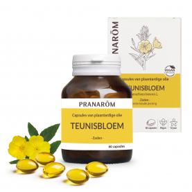 Teunisbloem - 60 capsules | Pranarôm