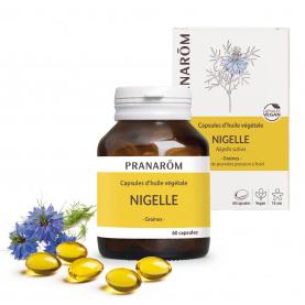 Nigelle - 60 capsules | Pranarôm