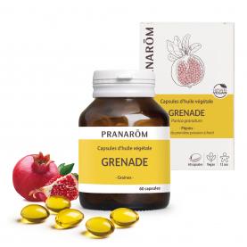 Grenade - 60 capsules | Pranarôm