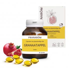 Granaatappel - 60 capsules | Pranarôm