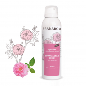 Hydrolaat Damascener Roos - 150 ml | Pranarôm