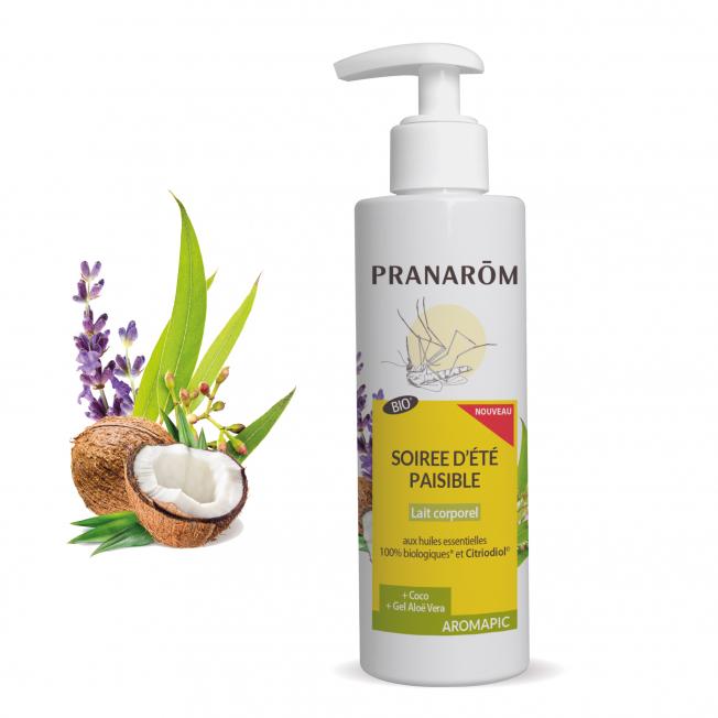 Lait corporel - 200 ml   Pranarôm