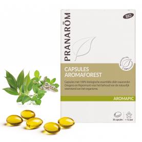 Capsules Aromaforest | Pranarôm
