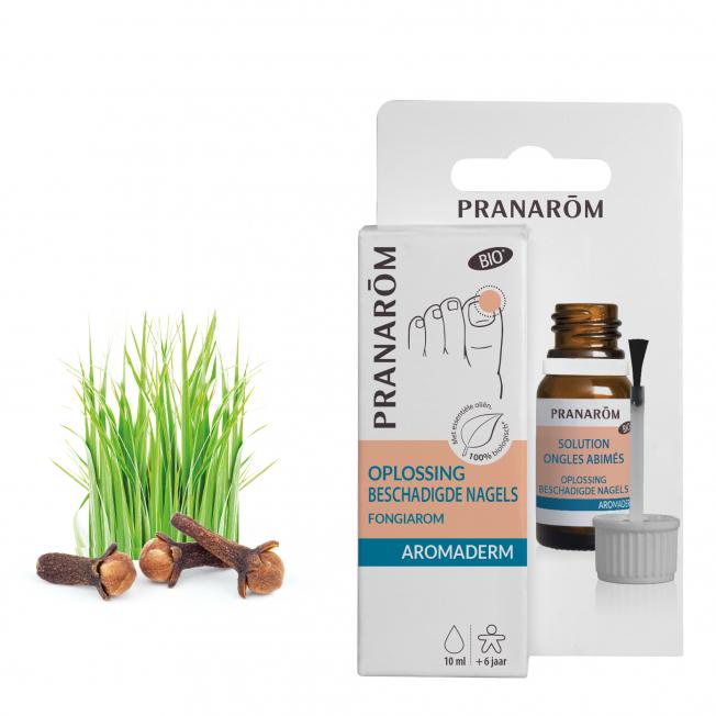 Oplossing Beschadigde nagels - 10 ml | Pranarôm
