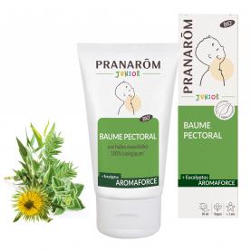 BAUME PECTORAL JUNIOR - 50 ml   Pranarôm