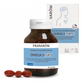 OMEGA 3 - Forte - 60 capsules   Pranarôm