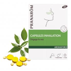 Capsules inhalation - mono-doses | Pranarôm