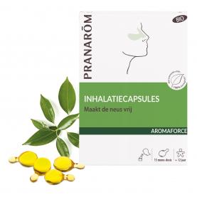 Inhalatiecapsules - mono-dosis | Pranarôm