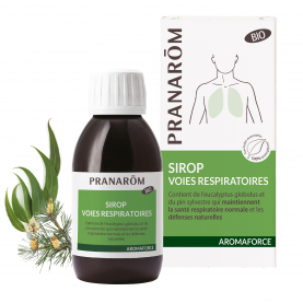 Sirop - Voies respiratoires - 150 ml | Pranarôm