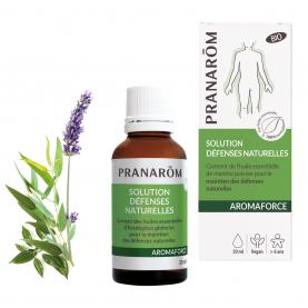 Solution - Défenses naturelles - 30 ml | Pranarôm