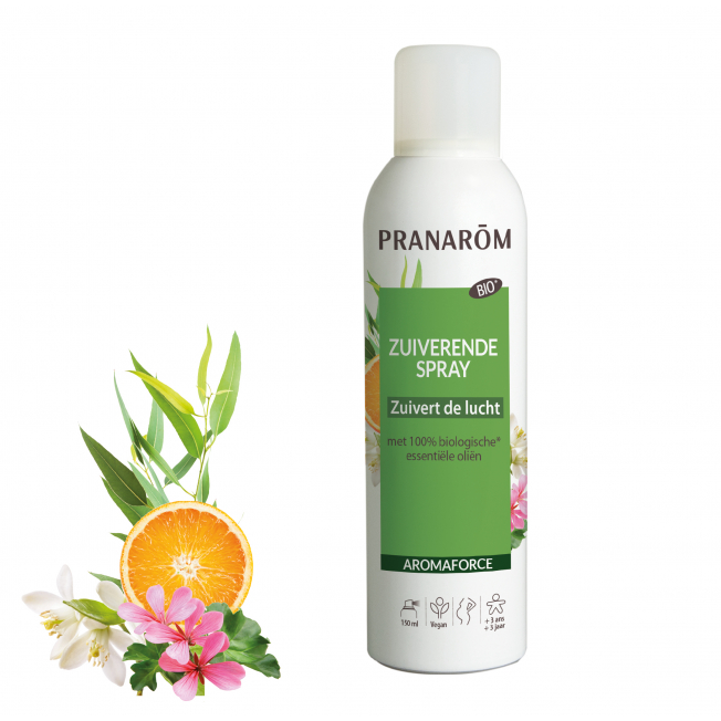 Zuiverende spray - 150 ml   Pranarôm