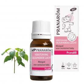 Verstuiving gezuiverde lucht - 10 ml | Pranarôm