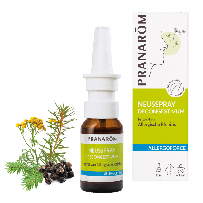 Neusspray Decongestivum - DM - 15 ml | Pranarôm