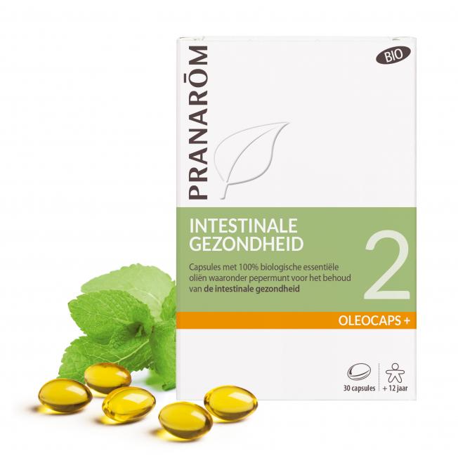 2 - Intestinale gezondheid - 30 capsules | Pranarôm