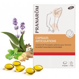Capsules Articulations - 30 ml | Pranarôm