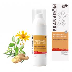 Massage olië - Rug - Dijen - Kuiten - 100 ml | Pranarôm
