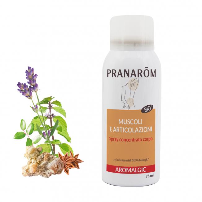Spray geconcentreerd lichaam - 75 ml | Pranarôm