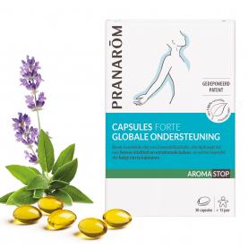 Capsules Forte - Global ondersteuning - 30 capsules | Pranarôm
