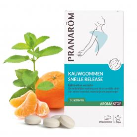 Snelle release - Kauwgommen | Pranarôm