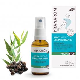 Spray instant  - Libération rapide - 15 ml | Pranarôm