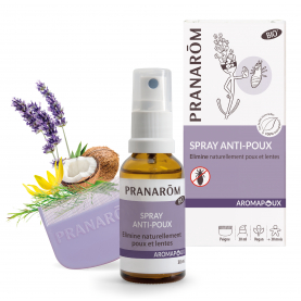 Spray anti-poux - 30 ml | Pranarôm