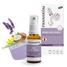 Spray anti-poux - 30 ml   Pranarôm