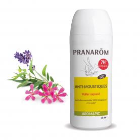 Roller corporel - Anti-moustiques - 75 ml | Pranarôm