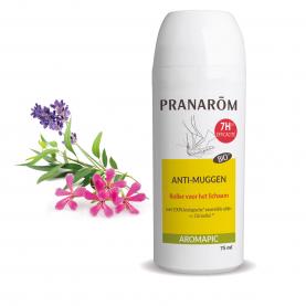 Roller voor het lichaam - Anti-muggen - 75 ml | Pranarôm