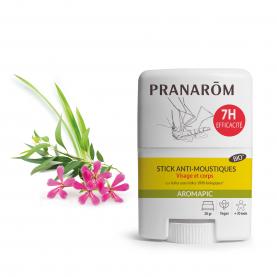 Stick visage et corps - Anti-moustiques - 20 g | Pranarôm