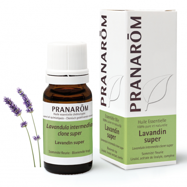 Lavandin super - 10 ml | Pranarôm