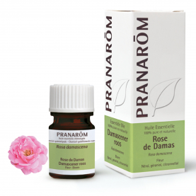 Rose de Damas - 2 ml | Pranarôm