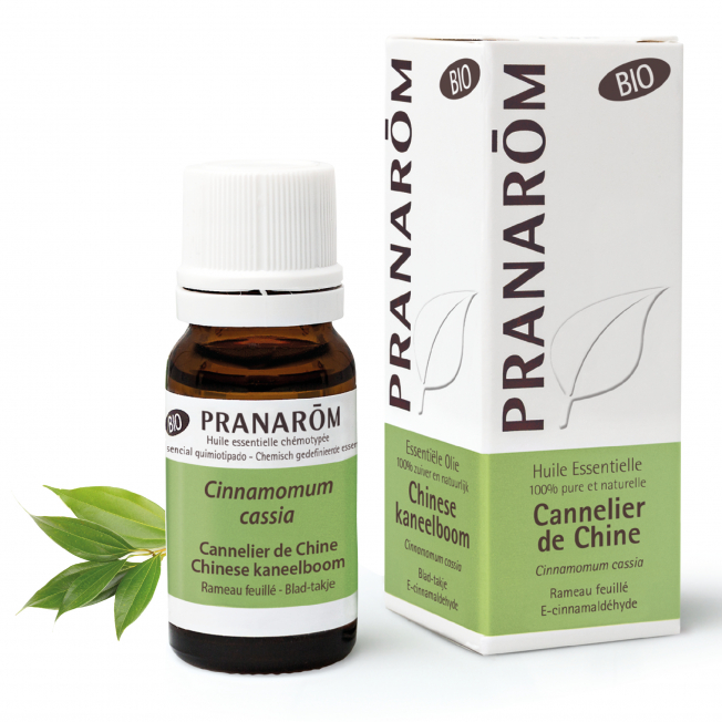 Chinese kaneelboom - 10 ml   Pranarôm