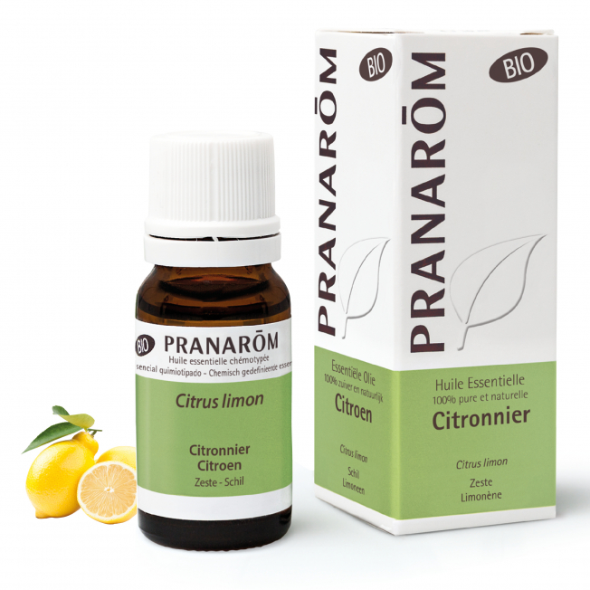 Citronnier - 10 ml | Pranarôm