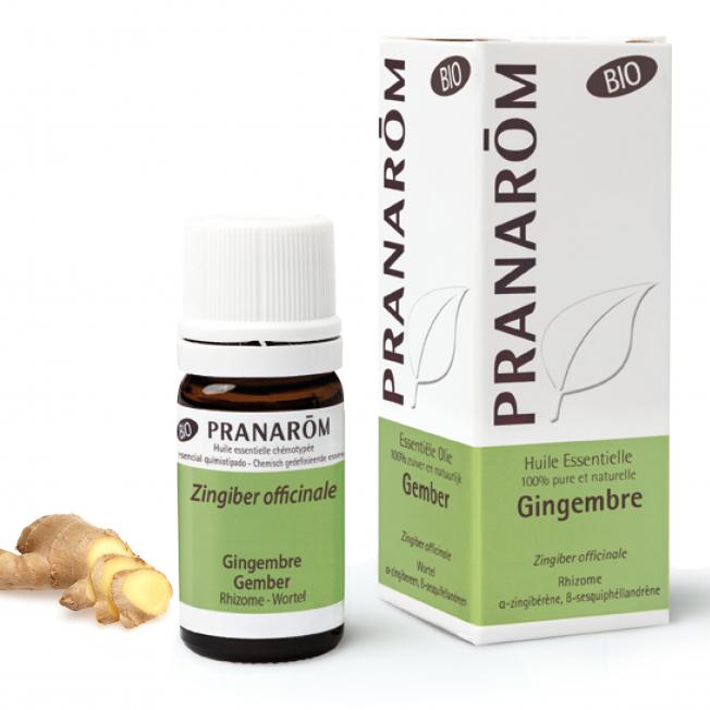 Gingembre - 5 ml | Pranarôm