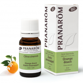 Orange douce - 10 ml | Pranarôm