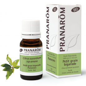 Petit grain bigarade - 10 ml | Pranarôm