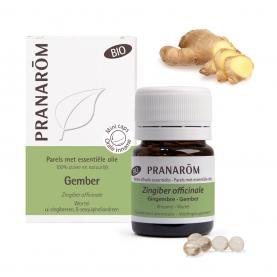 Gember - 60 Parels   Pranarôm